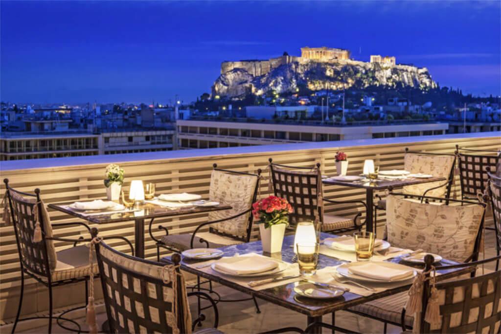 Tudor Hall Dine Athens