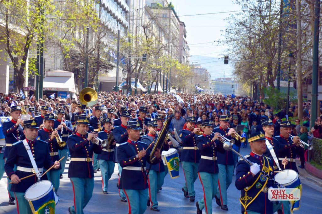 Greek Independence Day Athens