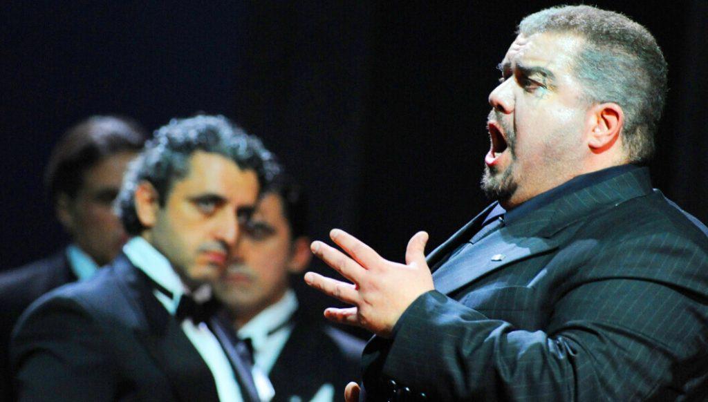 Athens Festival Rigoletto Odeon Herodes
