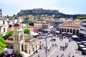 Travel Advice Athens MONASTIRAKI