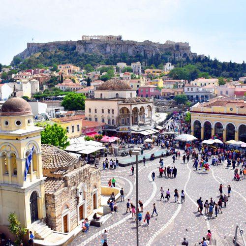 Travel Advice Athens MONASTIRAKI