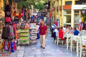Travel Advice Athens Plaka