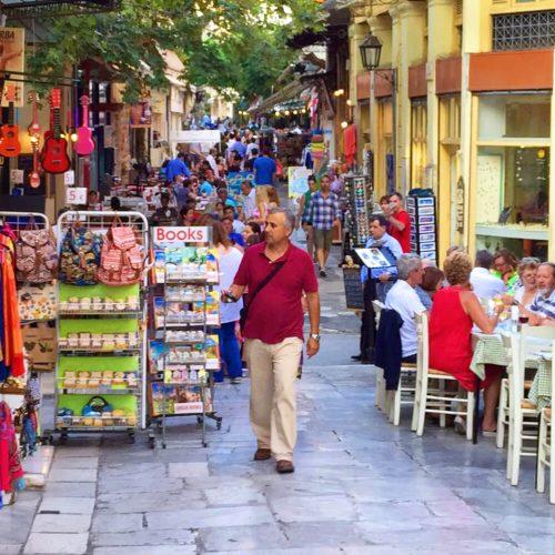 Travel Advice Athens Plaka